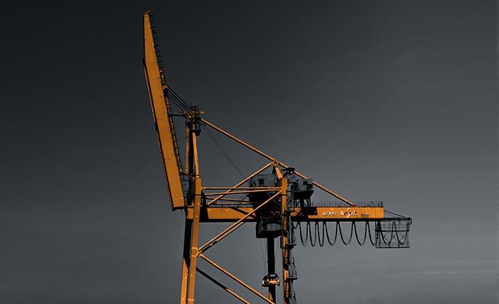 Steel-Antiwear-crane